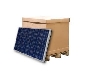 Поликристални ФВ модули 16,8 kWp