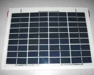 Поликристален фотоволтаичен модул 10 Wp