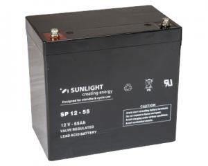 Акумулаторен блок Sunlight  SPb 12 - 55