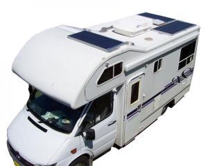 Фотоволтаична система за кемпер и каравана