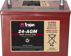 Акумулаторен блок Trojan T1275