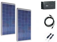 Фотоволтаична соларна зарядна система